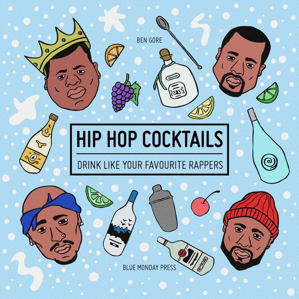 Hip Hop Cocktails book