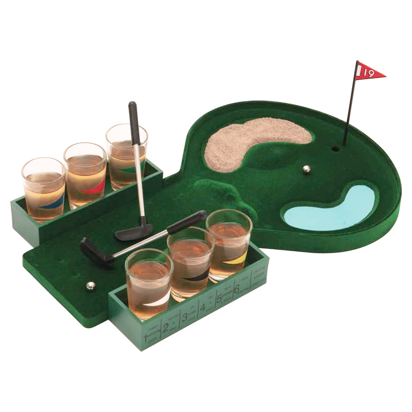 Mini Golf Drinking Game